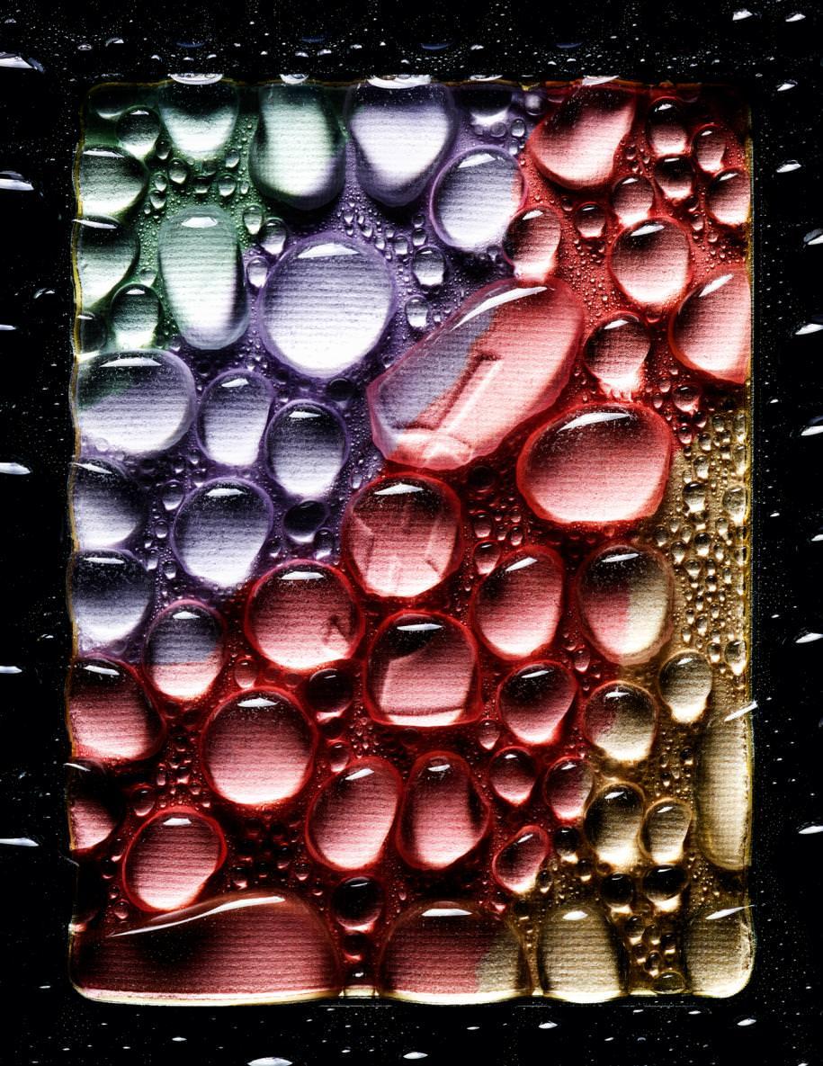 """Face Palette Collector Gypsy Opale, Collection Boho Stones"", collection printemps 2016, YVES SAINT LAURENT.  Photo: Guido Mocafico Réalisation : Laurence Hovart. Retouche : Sofia Albaric."