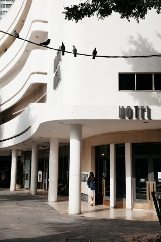 L'hôtel cinema, Tel-aviv-israel, photo Culture Trip
