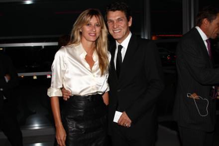 Sarah et Marc Lavoine