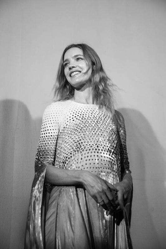 Backstage Iris Van Herpen Haute Couture Fall Winter 2018