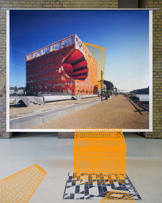Le Cube Orangede Lyon (2010)