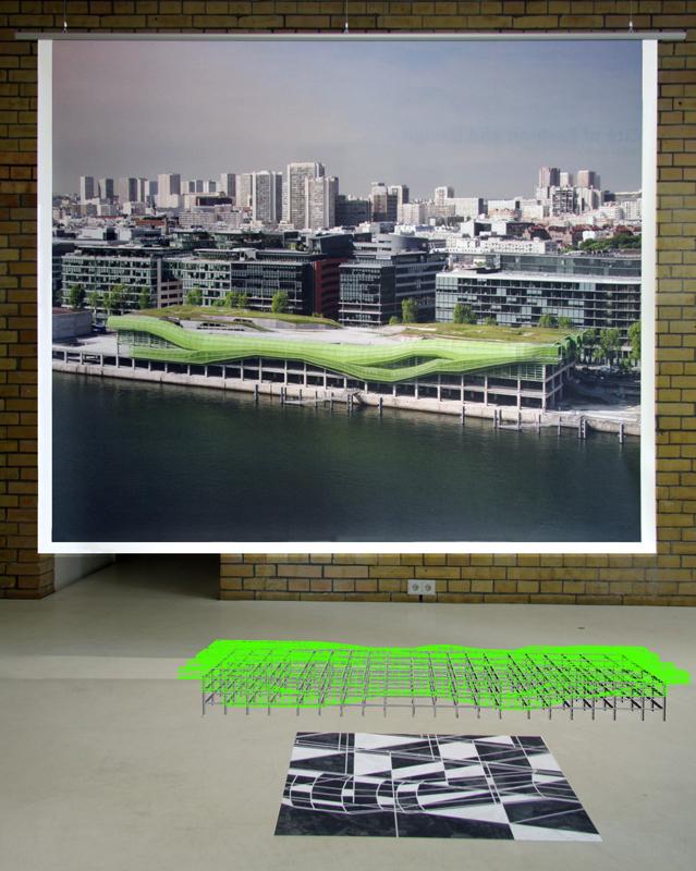 Docks de Paris – Cité de la Mode et du Design(2008)