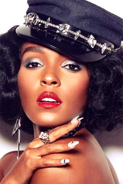 Portraits of Janelle Monáe © Juco.