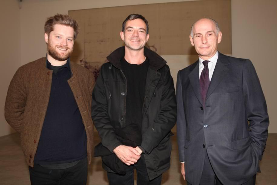Julien Meert,Jean-Baptiste Bernadet andBernard Ruiz-Picasso