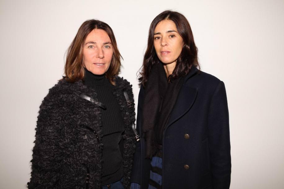 Alessandra Borghese and Alessandra d'Urso