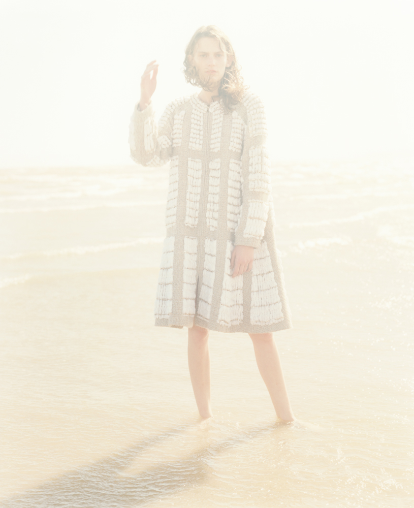 "Exclusive : ""Promesse de l'aube"" fashion story by Janneke van der Hagen"