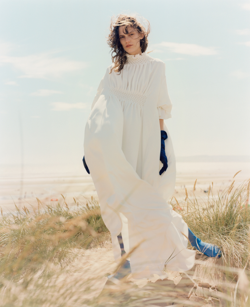 "Exclusive : ""Promesse de l'aube"" fashion story by Janneke van der Hagen"