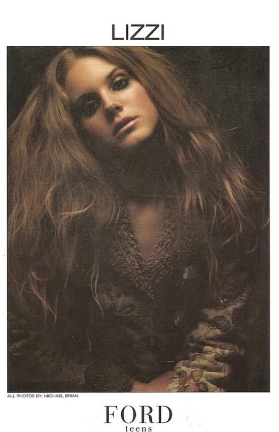Elizabeth Woolridge Grant for theTeen division ofFord Models.