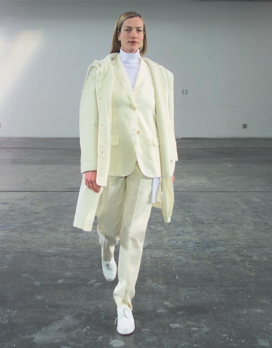 Helmut Lang, collection automne-hiver 1998-1999. Photo: Courtesy of hl-art