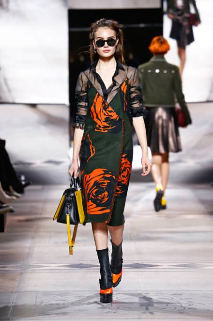 Three questions for… Johnny Coca, creative director at Mulberry