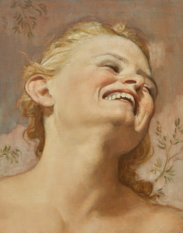 "John Currin, ""Helena"" (2006). Estimé à 500 000/700 000 $."