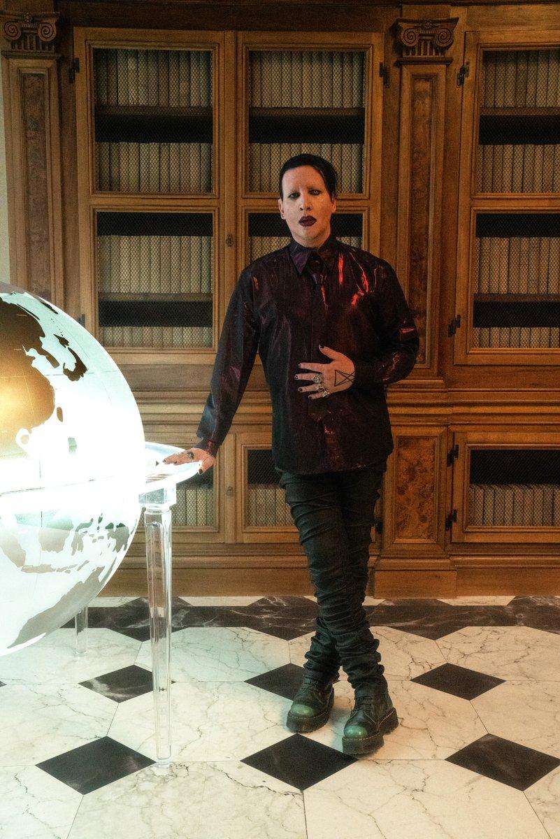 Marilyn Manson © HBO