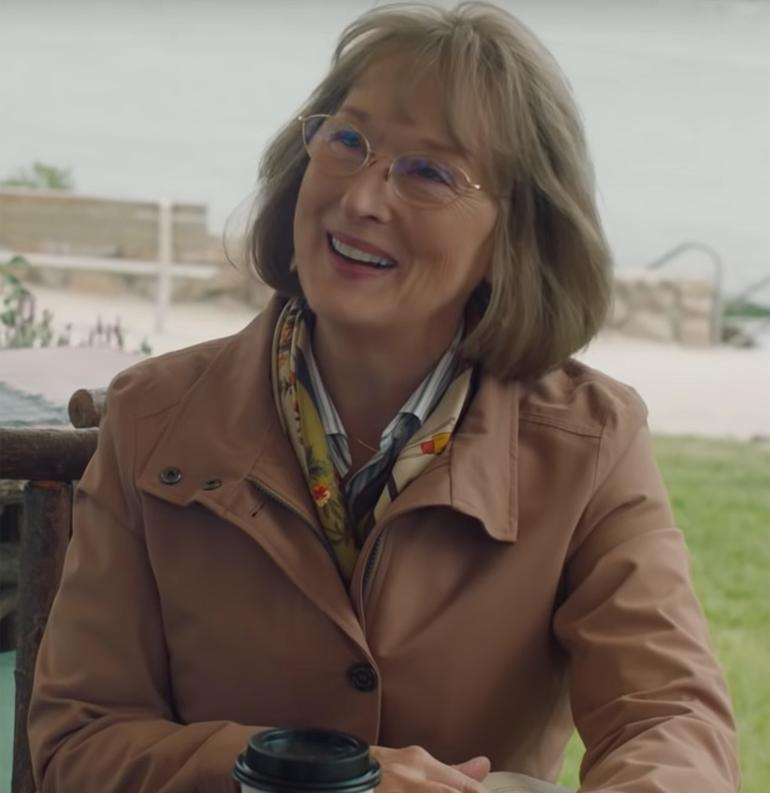 """Meryl Streep dans """"Big Little Lies"""" saison 2, épisode 1"""