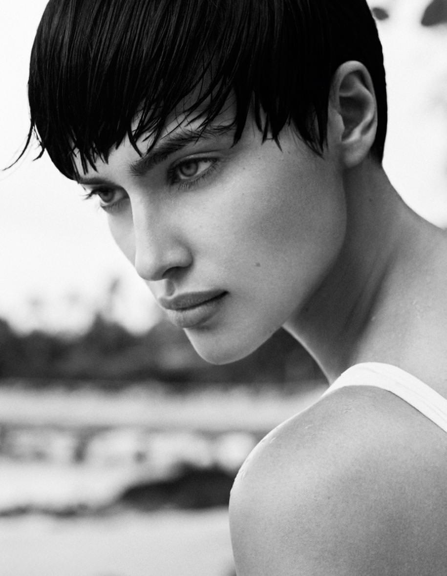 Irina Shayk photographiée par Txema Yeste