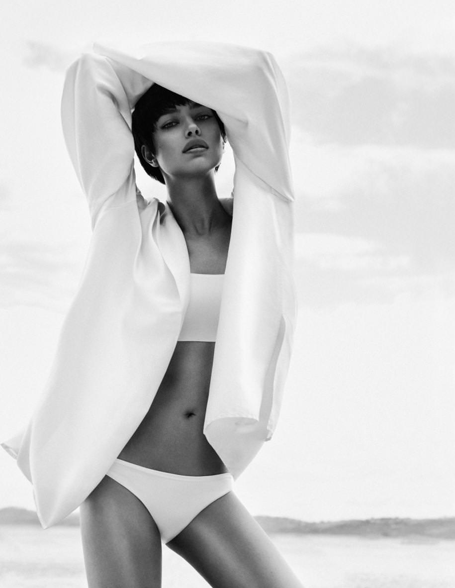 Irina Shayk seen by Txema Yeste | Numero Magazine
