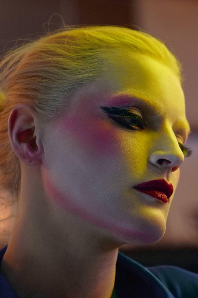 """""""La geisha"""" par Sofia Sanchez et Mauro Mongiello avec Guinevere Van Seenus"""