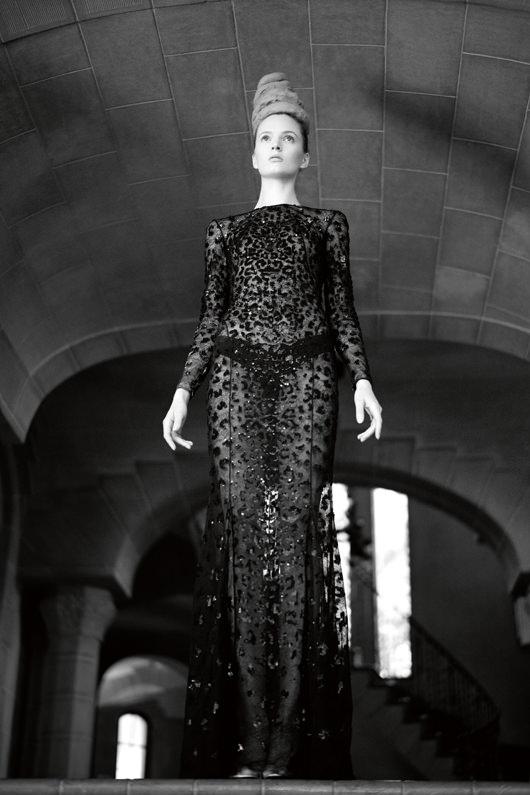 Dress, VERSACE.