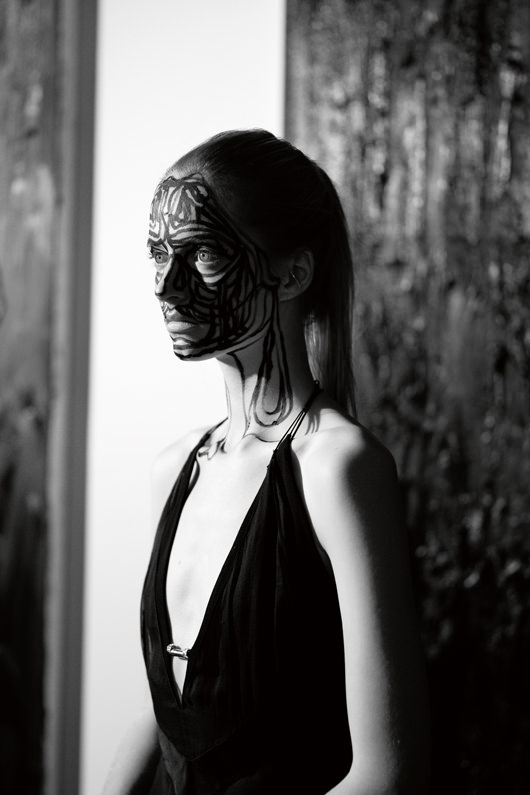 Dress, ALEXANDRE VAUTHIER.