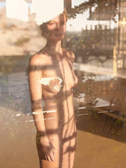 Mona Kuhn, AD6016, 2014 Chromogenic print © Mona Kuhn/Courtesy Edwynn Houk Gallery, New York.