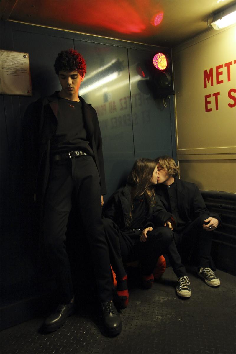 Niuku le label unisexe et genderless suivre for Garage mini paris