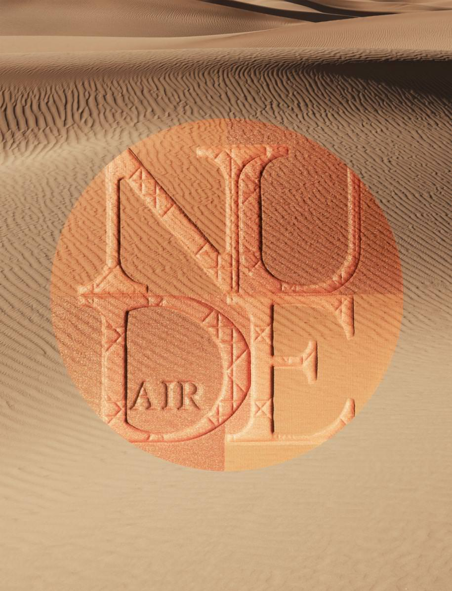 """Diorskin Nude Air Glow Powder,n°003 warm tan"", DIOR."
