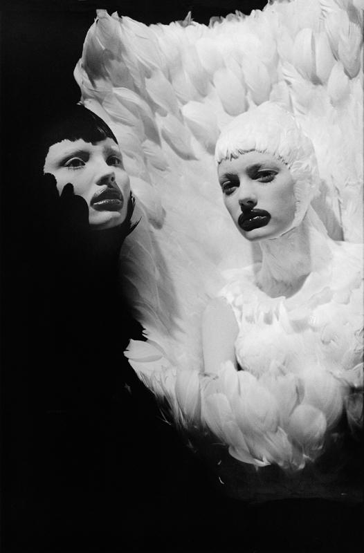 Ann Ray, Unfallen Angels I, Paris, 2009 (The Horn of Plenty, Sigrid Agren). Courtesy of the artist.