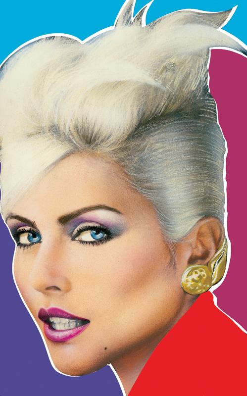Debbie Harry par Richard Berstein