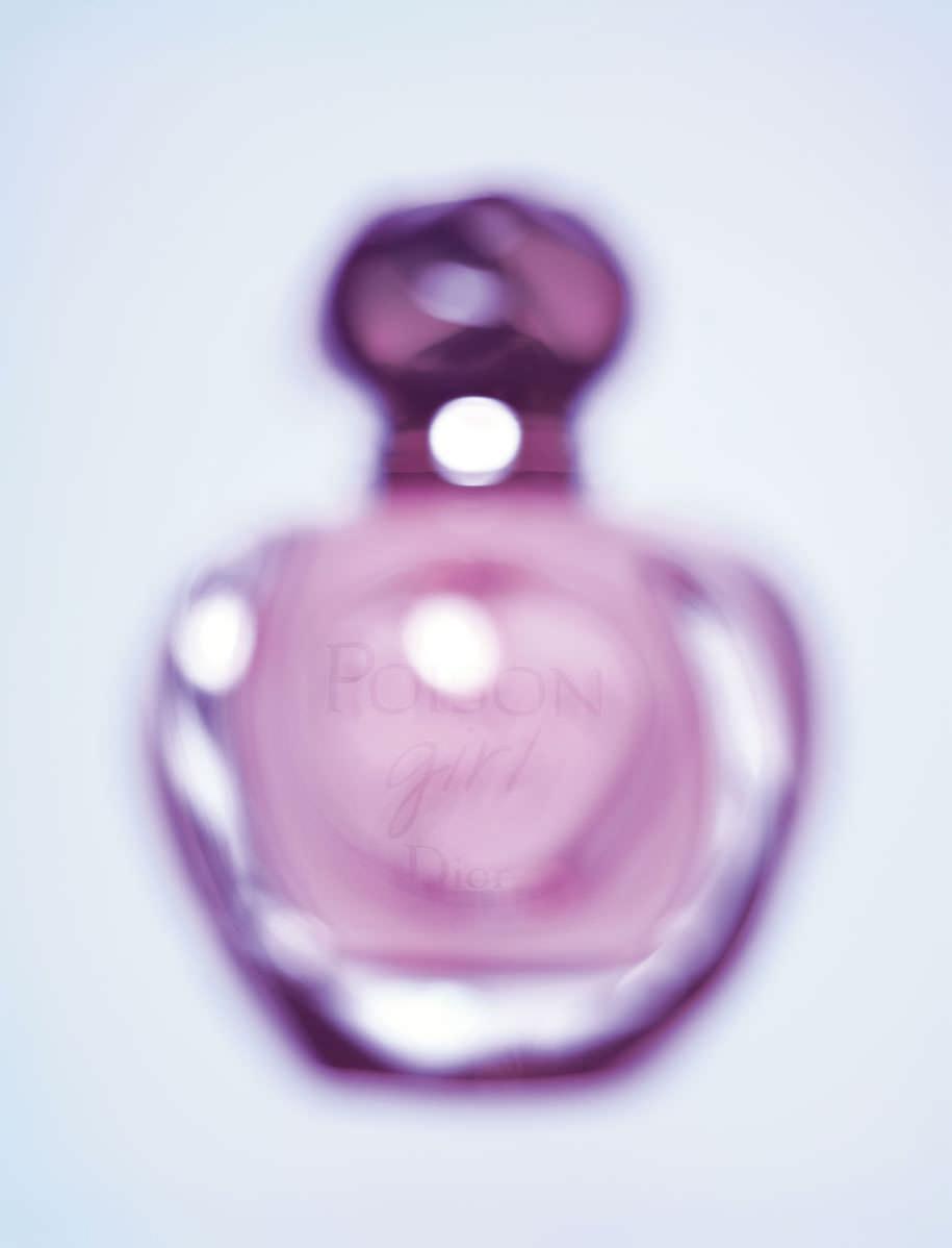 """""""Poison Girl"""", eau de parfum,DIOR."""