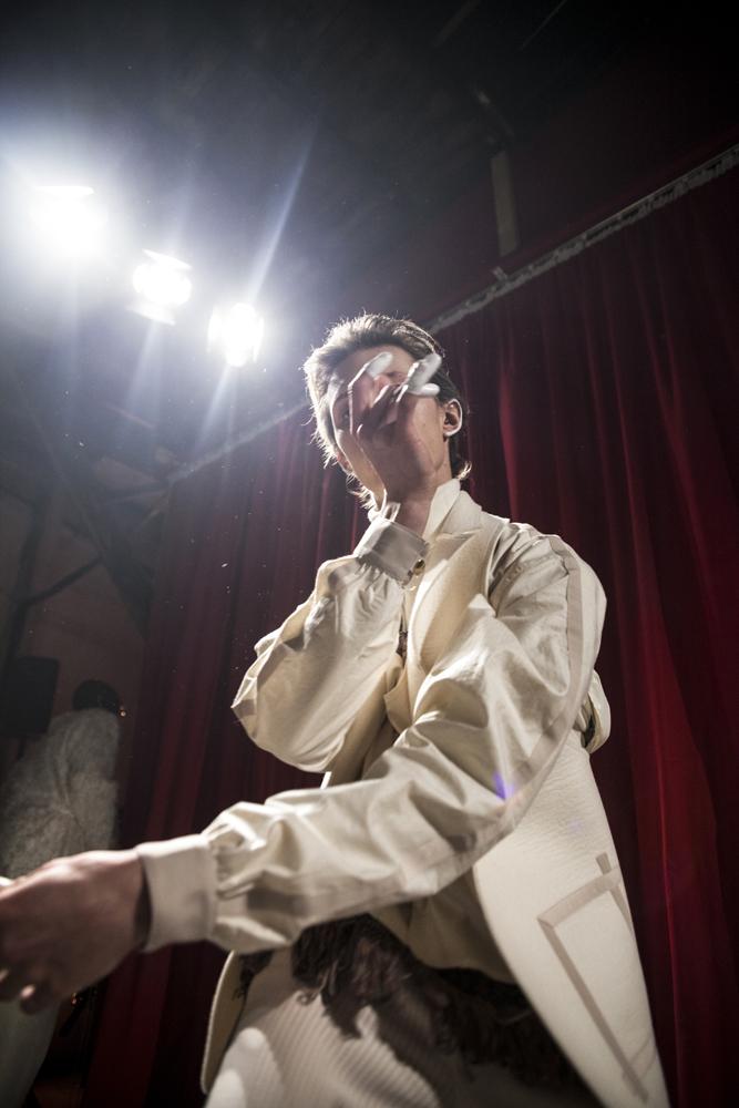 Pigalle Paris Fall-Winter 2017 show seen by Mehdi Mendas