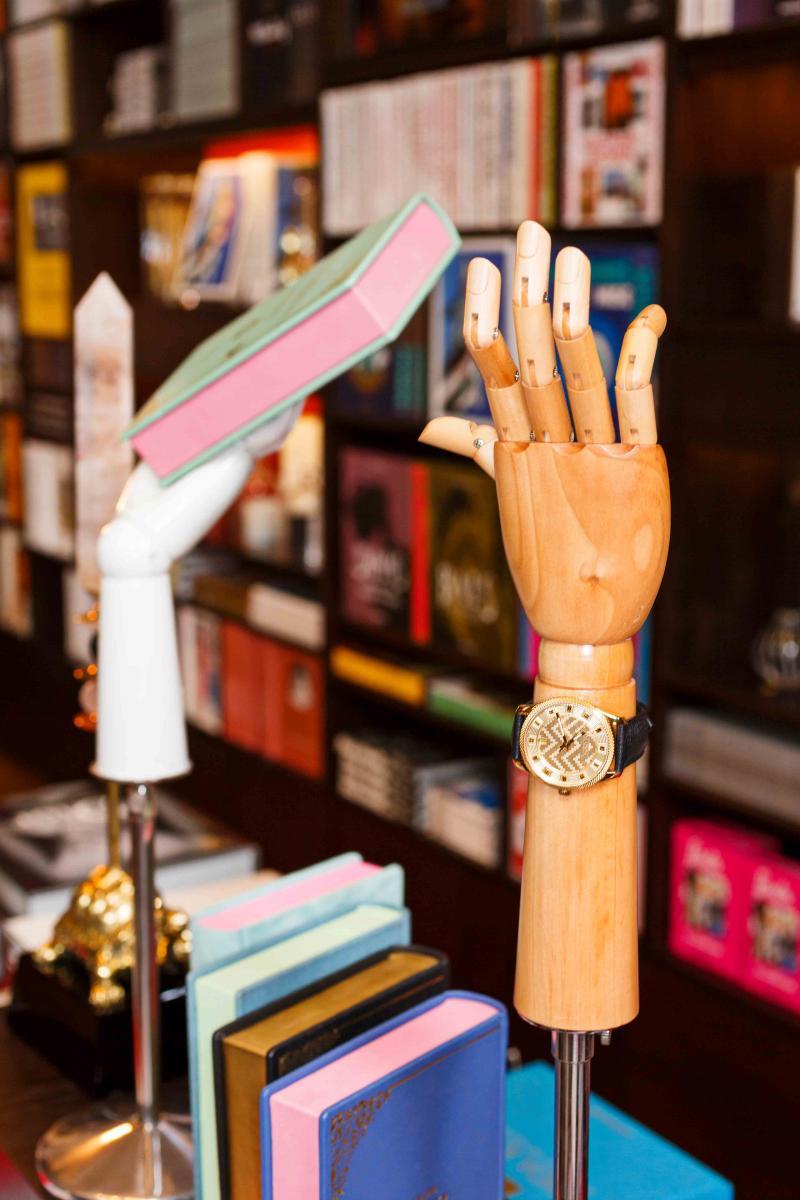 Visuel de la nouvelle campagne de Gucci, #TimeToParr photographiée par Martin Parr.