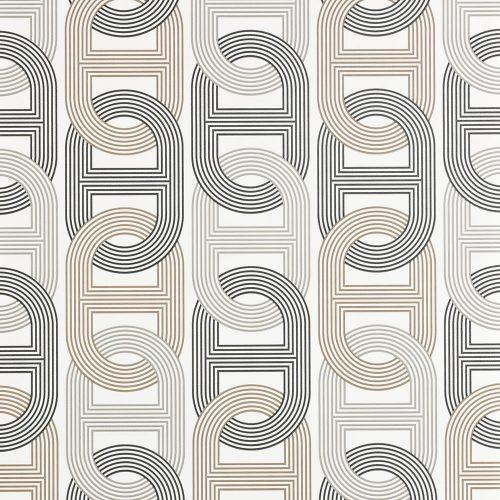 Circuit 24 col. M01 naturel – HE 214018 Hermès Homefabrics