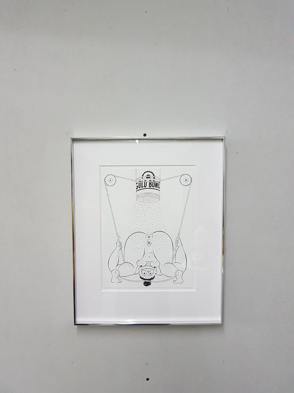 Ebecho Muslimova à la galerie Maria Bernheim