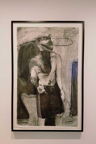Adrian Ghenie. Courtesy galerie Thaddaeus Ropac.