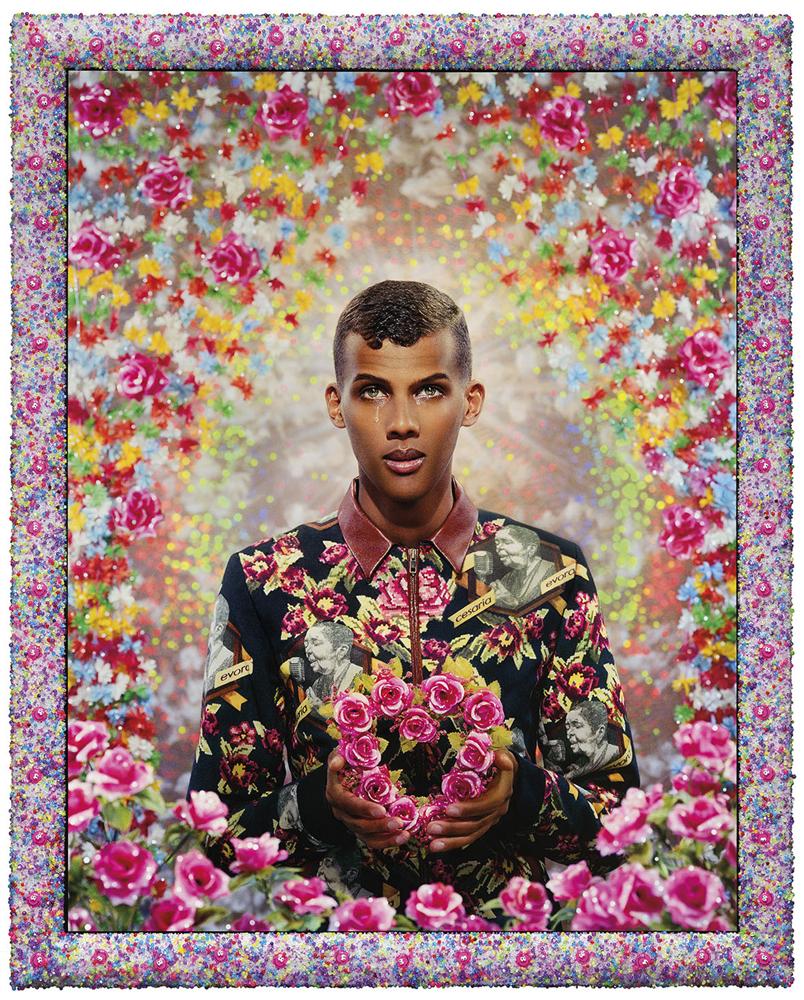 "Pierre et Gilles, ""For Ever (Stromae)"" (2014)."