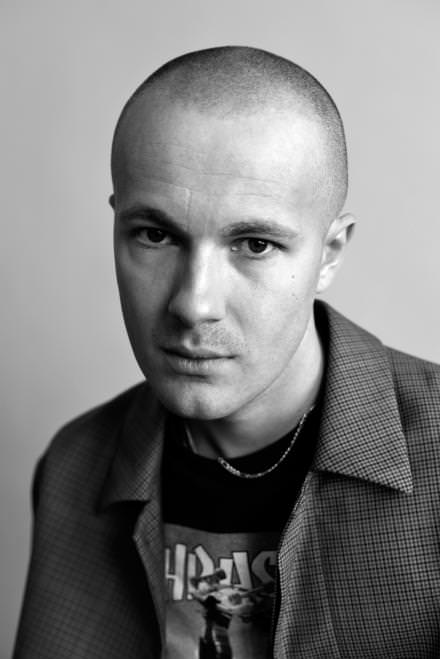 Autoportrait by Gosha Rubchinskiy.