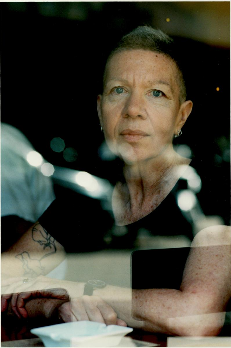 Elisabeth Lebovici. Photo par Henry Roy