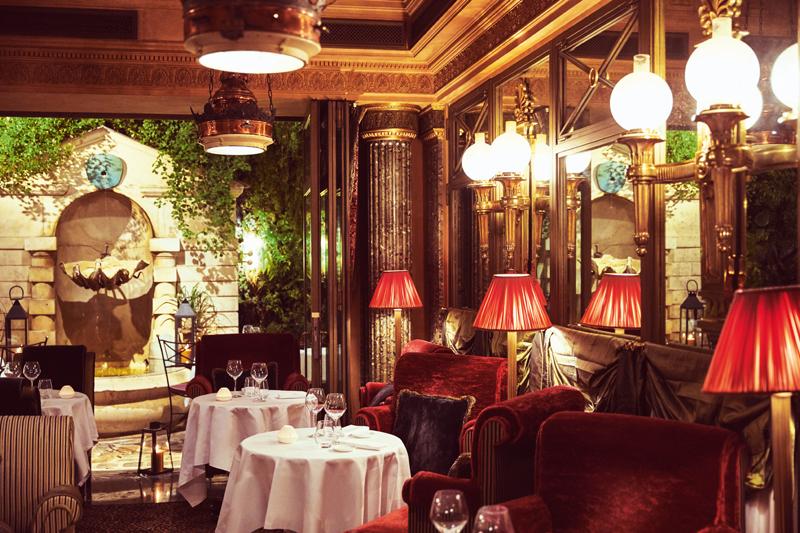Le restaurant de L'Hotel