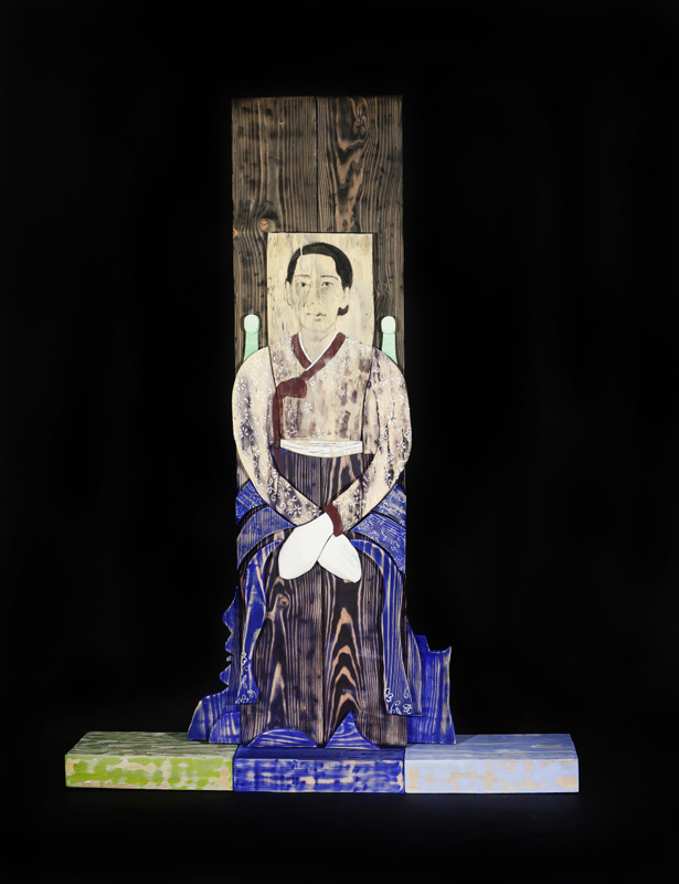 "Hakgojae Gallery : Suknam Yun, ""Mother III"" (1993- 2018).Art Basel Hong Kong Online Viewing Room"