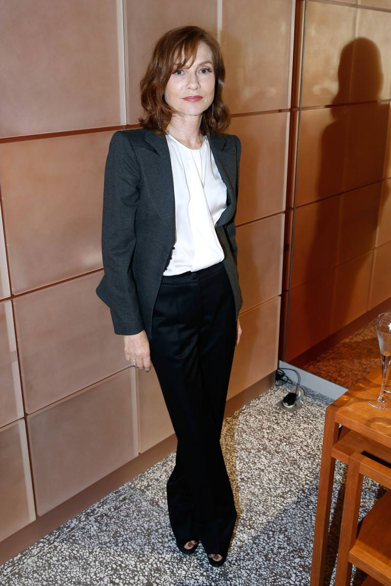 Isabelle Huppert. Photo : Bertrand Rindoff Petroff / Getty Images.