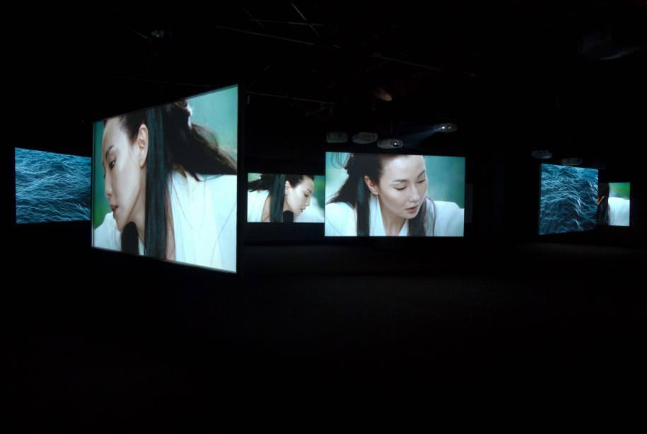 Ten Thousand Waves(2010)d'Isaac Julien.
