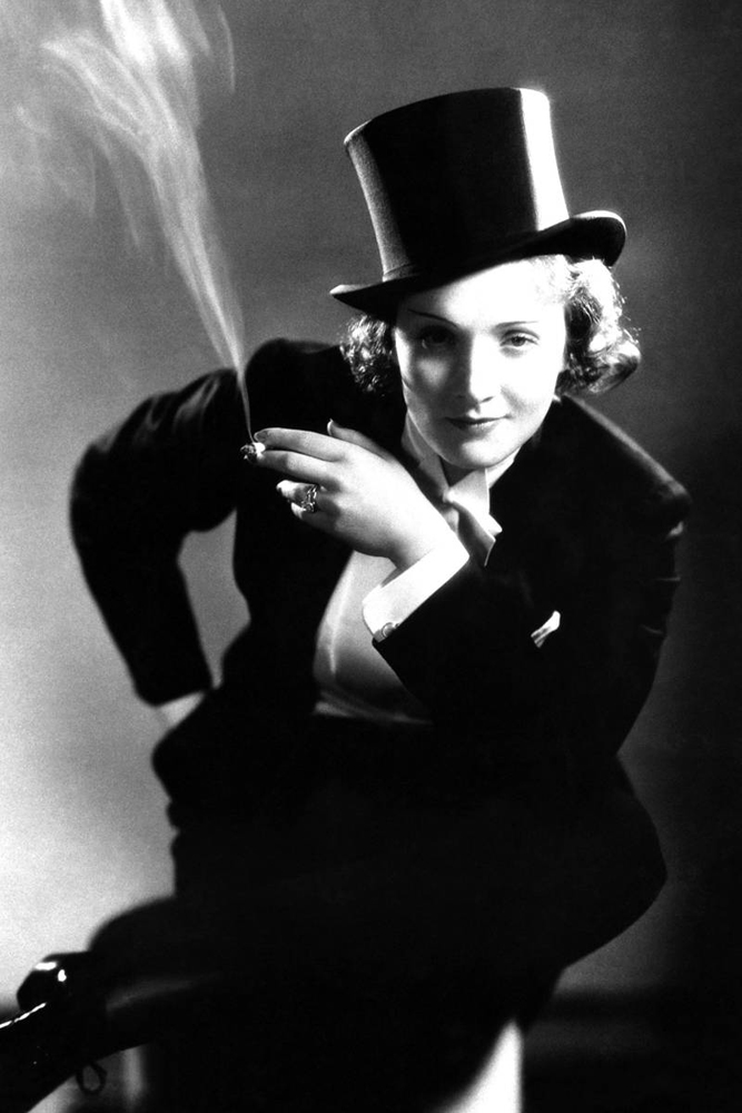 Cœurs brûlés, 1930. Deutsche Kinemathek, Marlene Dietrich collection, Berlin, 1930 © Eugene Robert Richee