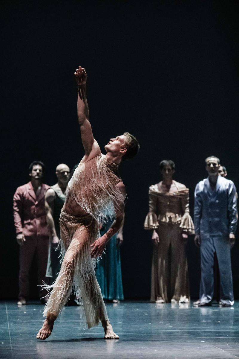 """""""The Male Dancer"""", Opéra de Paris – Photos Agathe Poupeney"""