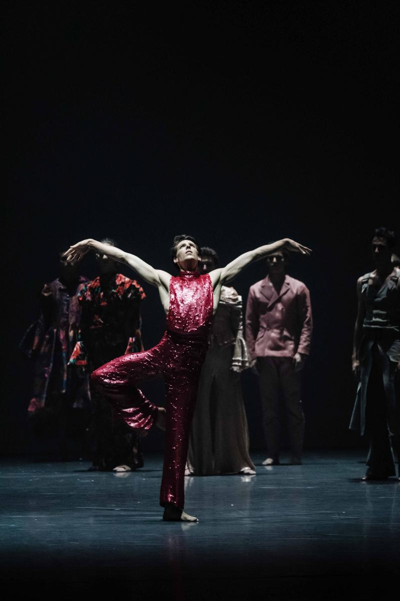 """The Male Dancer"", Opéra de Paris – Photos Agathe Poupeney"