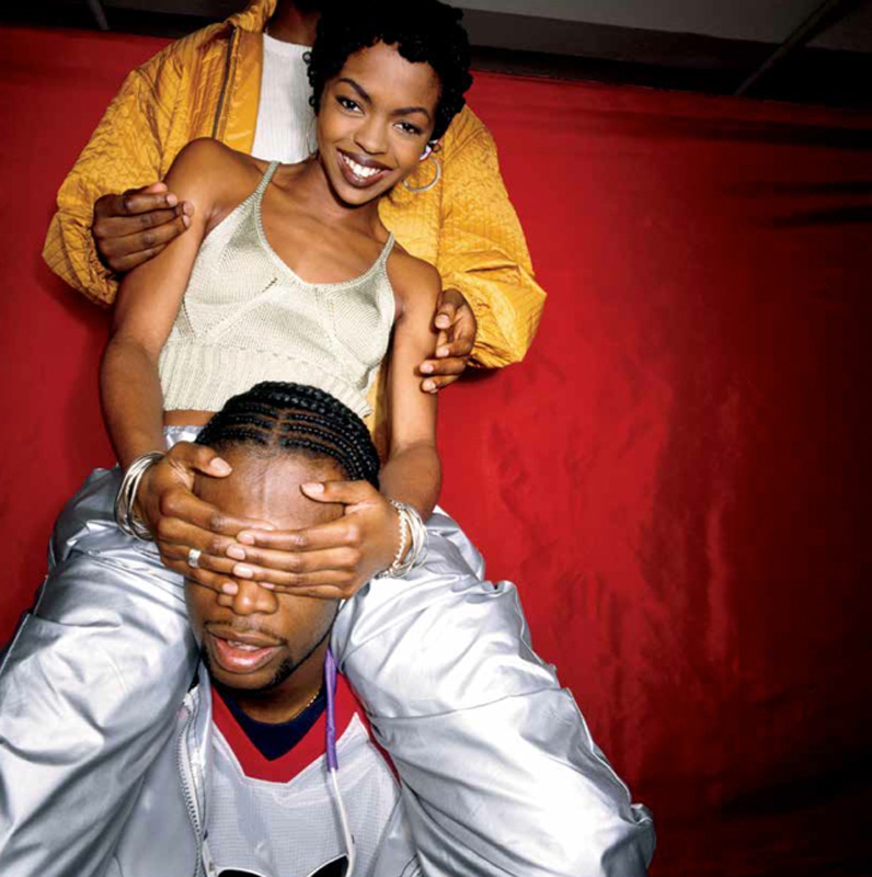 The Fugees, 1996