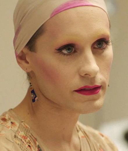 "Jared Leto en Rayon dans ""Dallas Buyers Club"" de Jean-Marc Vallée"
