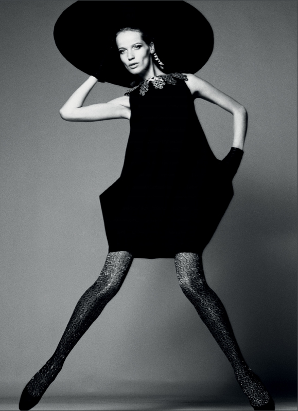 Veruschka by Richard Avedon