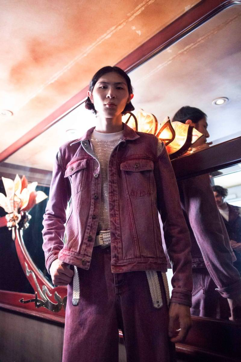 Backstage : Y/Project fashion show spring-summer 2017