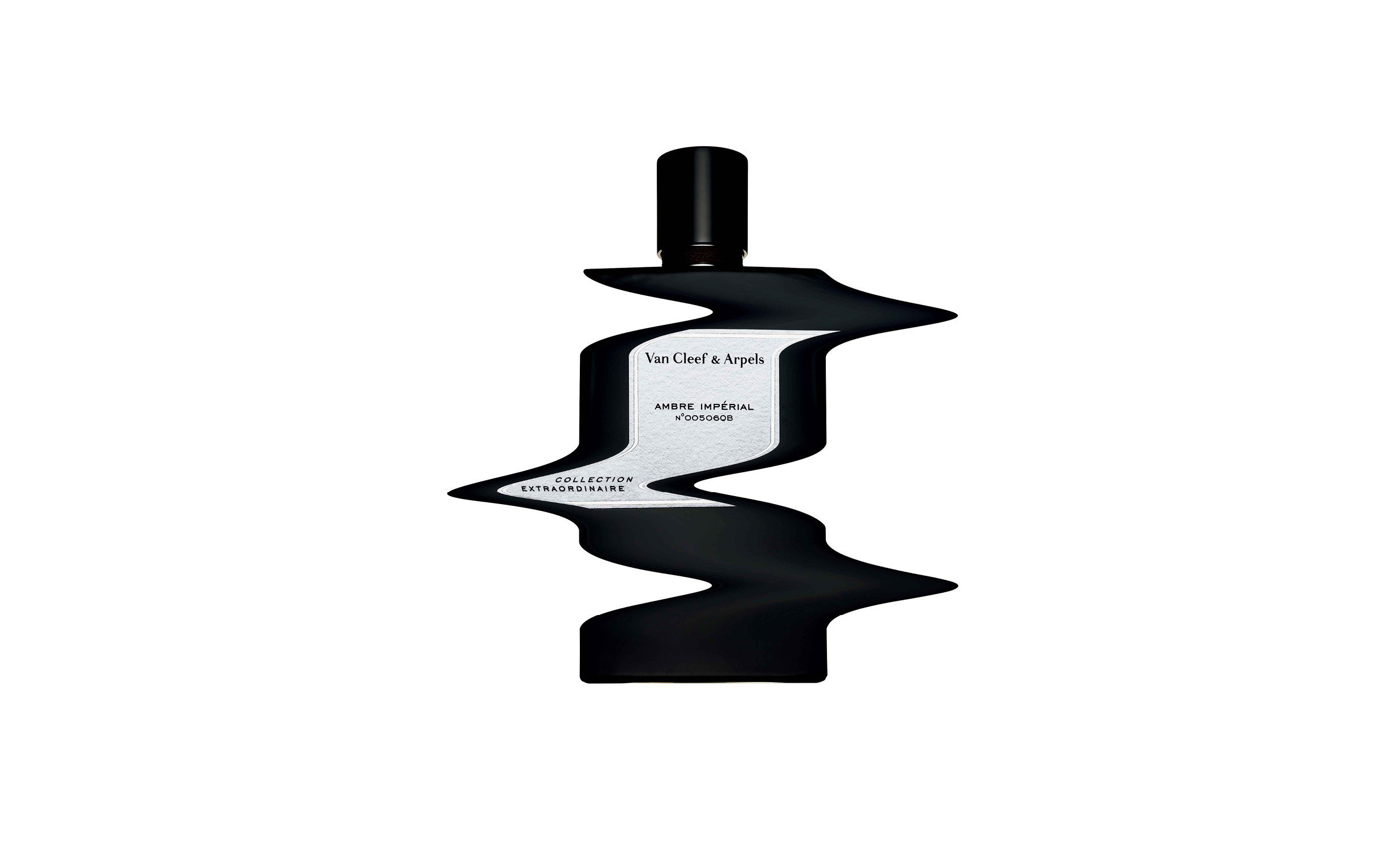 """""""Collection Extraordinaire, Ambre Impérial"""", eau de parfum, VAN CLEEFS & ARPELS."""