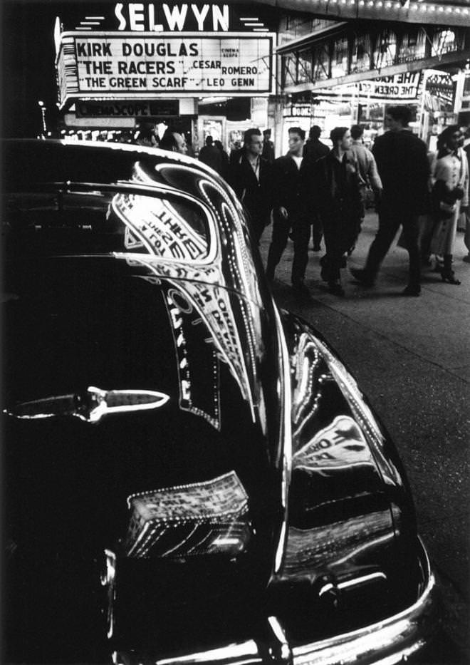 Selwyn, New York, 1955. Courtesy Galerie Le Réverbère. © William Klein