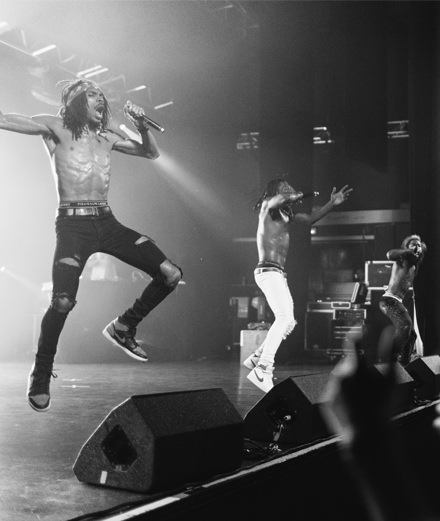 Qui sont les Flatbush Zombies, sensation hip-hop psyché de Brooklyn ?